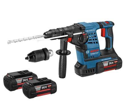 Bosch Ixo 36v Edisi Special bosch gbh36vflip3 36v sds plus hammer drill 3 x 4 0ah li ion