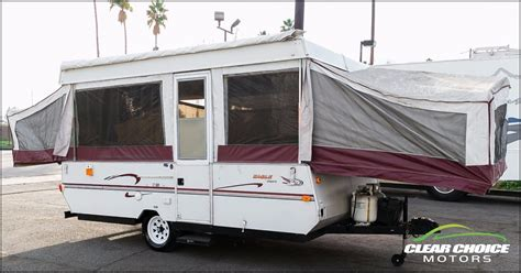 1998 Review And Trailer by 1999 Jayco Pop Up Trailer Rvs For Sale