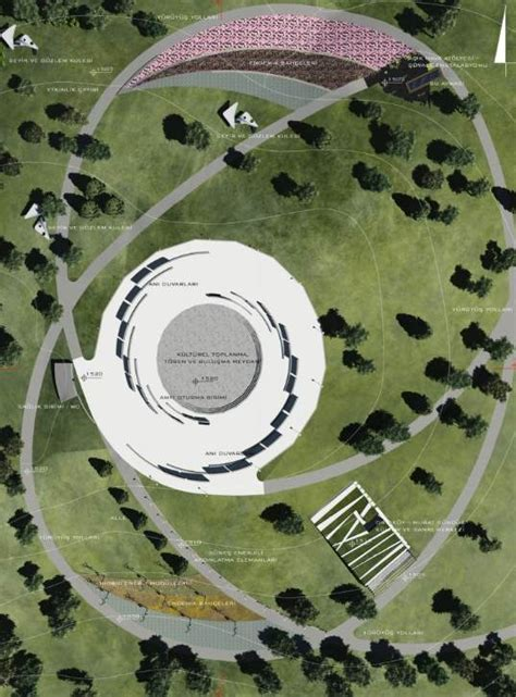 design concept memorial park wind powered memorial park envisioned for turkey memorial