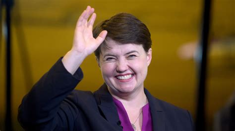 All Hail Johannson Of Scots by General Election 2017 All Hail Ruth Of Scots