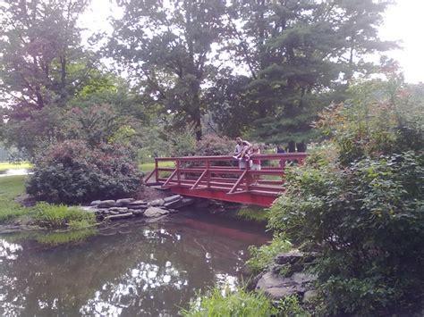 Gardens Bridge Nj by Bridge In Park Collingswood Nj New Jersey