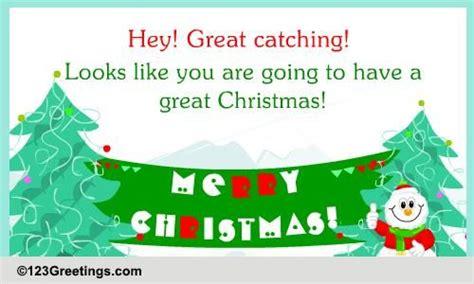 christmas party free humor pranks ecards greeting snowflake catching game on christmas free humor pranks