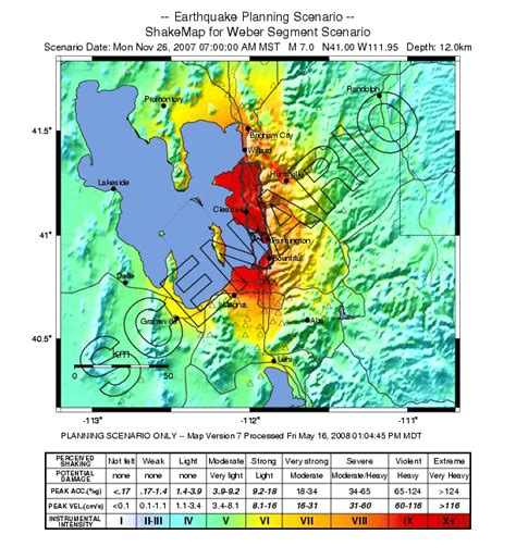 earthquake early warning system glad you asked what is an earthquake early warning system