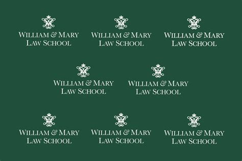 virtual wm backgrounds  zoom william mary law school