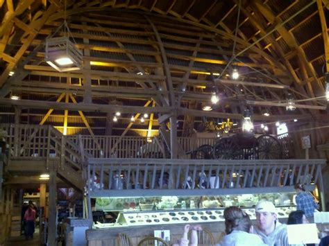 At The Barn Restaurant Great Atmosphere Yelp