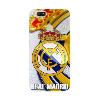 jual flazzstore real madrid fc x3100 custom casing for xiaomi mi a1 or mi 5x harga