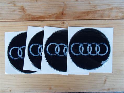 Audi Aufkleber Felgendeckel by Audi Aufkleber Nabendeckel Felgenkappe 3d Design Biete