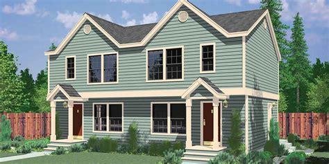 duplex house plans with basement walkout basement house plans daylight basement on sloping lot