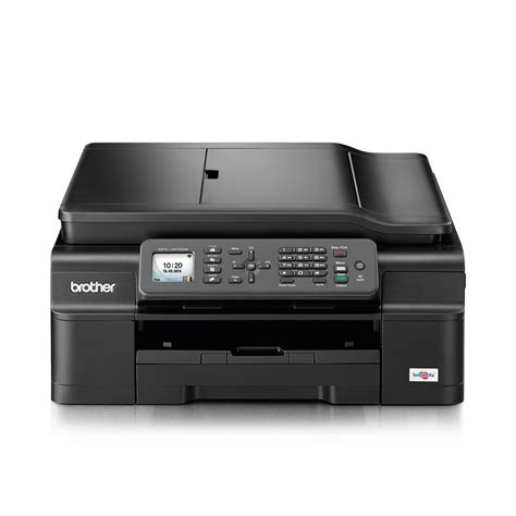 mfc j470dw all in one inkjet printer duplex fax and