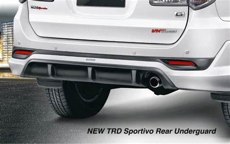 Exterior Mobil Cutting Stiker Trd Sportivo Grand Avanza Pendek spesifikasi toyota grand new fortuner dealer toyota surabaya