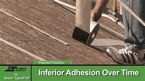 Zip System Roof Installation - roof zip system roof sheathing
