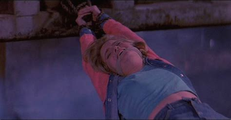 jennifer jason leigh the hitcher the hitcher 1986 review basementrejects