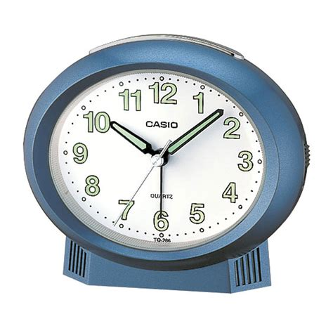 casio wecker tq 266 2ef alarm clock new ebay
