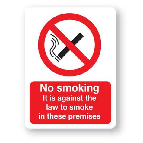 no smoking signs the law image gallery non smoking law uk