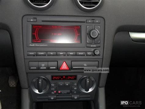 auto repair manual online 2007 audi a3 navigation system 2007 audi a3 2 0 tdi ambiente navi mod 2008 car photo and specs