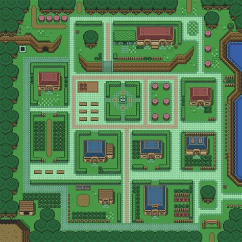 legend of zelda main map a link to the past maps zelda elements