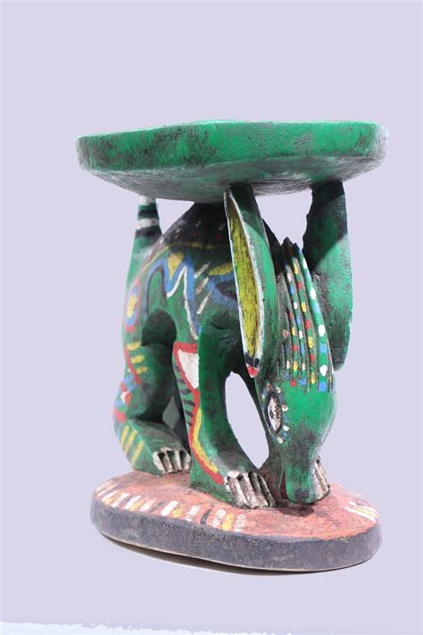 Tabouret Africain by Tabourets Africain Premier Primitif Tribal