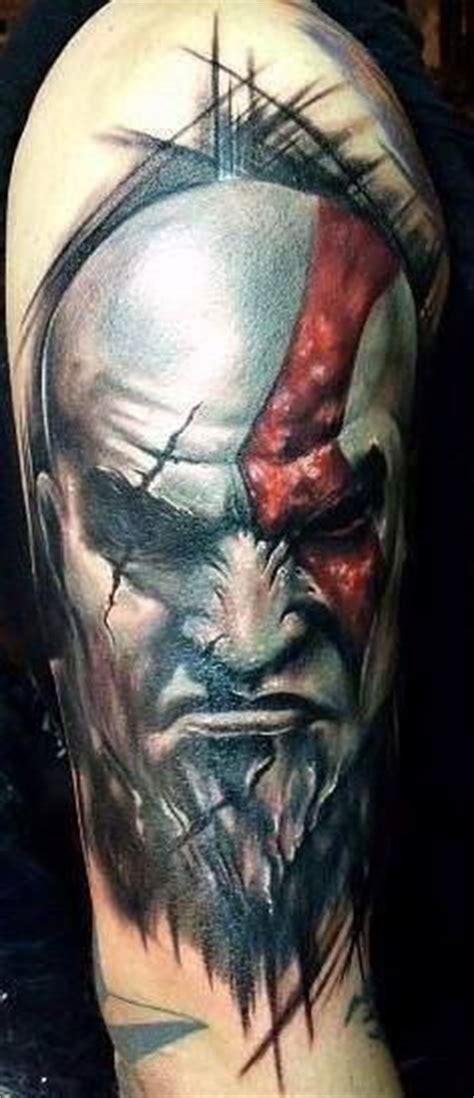 kratos tattoo 17 best god of war images on