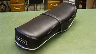 reupholster motorcycle seat how to reupholster a motorcycle seat