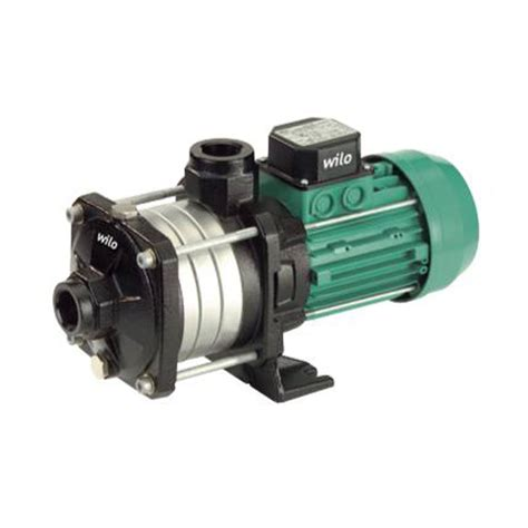 Mesin Pompa Sumur Dangkal Wasser Pw 131 E pompa dorong wilo mhil 505 e toko pompa