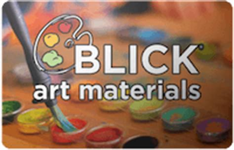Blick Art Gift Card - buy gift cards discounted gift cards up to 35 cardcash
