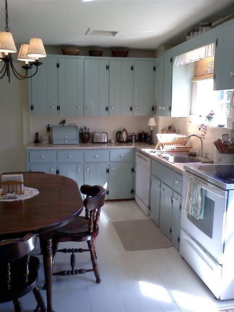 Ideas For Tiny Kitchens Benjamin Moore Wythe Blue Kitchen Amp Dining Pinterest