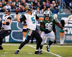 Jacksonville Jaguars Bortles Jacksonville Jaguars V New York Jets Getty Images