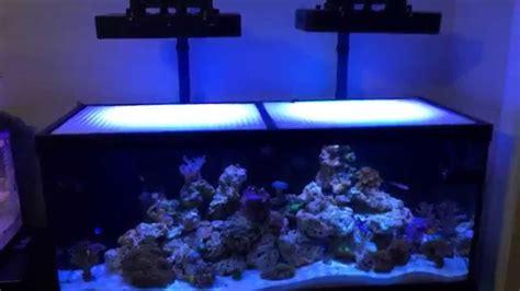 Aquarium Light Mount by How To Sleek Diy Light Mounts For 165w Spectrum Leds