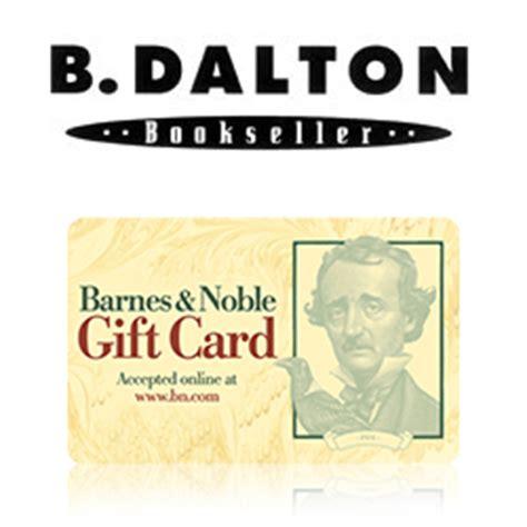 walden book gift card b dalton