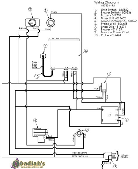 wiring diagram for thermocouple gas floor furnace 49