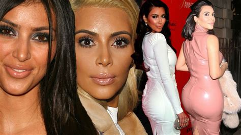 kim kardashian plastic surgery before after pictures 2015 kim kardashian plastic surgery before after