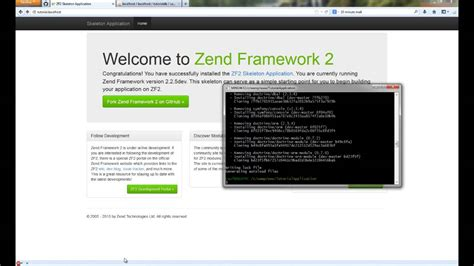 zend tutorial youtube how to build a zend framework 2 web application in simple