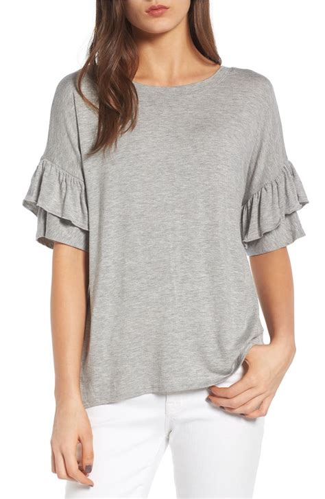 Sleeve Top the best ruffle sleeve tops 50 for summer 2017