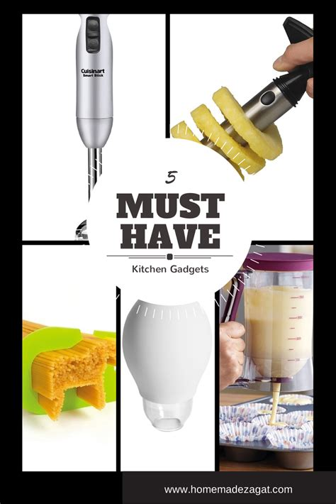 kitchen gadgets must have 5 quot must get quot kitchen gadgets home made zagat