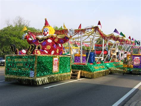 themes for a carnival float floral sheeting photo gallery parade floats