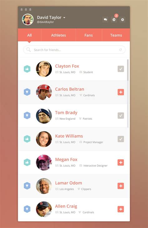 ui pattern notification 429 best images about iphone app design inspiration on