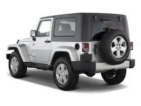 image 2010 jeep wrangler 4wd 2 door angular rear