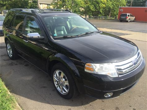Ford Taurus X For Sale by 2008 Ford Taurus X For Sale Carsforsale
