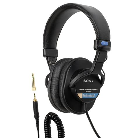 Headphone Sony Mdr 7506 Sony Mdr7506