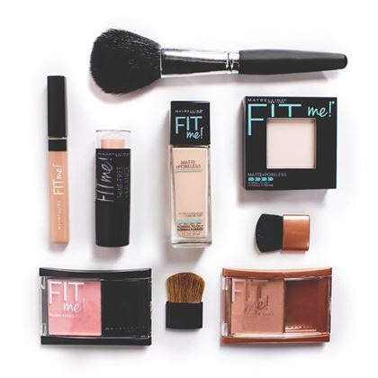 Maybelline Fit Me Set fit me set smooth powder free powder maybelline