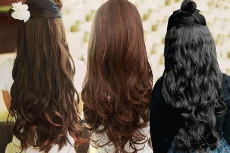 Rambut Palsu Di Surabaya hair extension jakarta hair human wavy