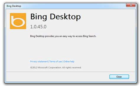 how to install and use the new bing bar in internet explorer 9 bing desktop beta version released with search toolbar and