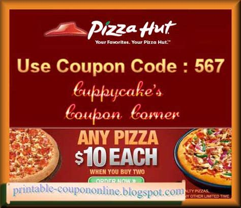pizza hut lunch buffet coupons printable coupons 2018 pizza hut coupons