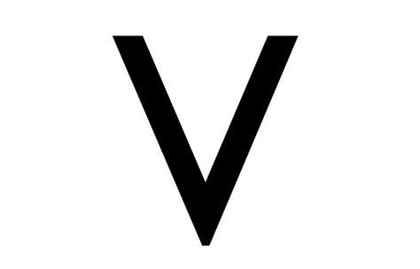 letter v dr odd