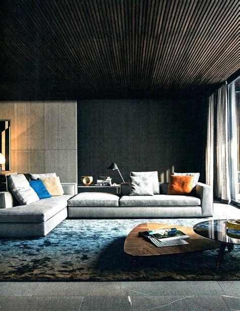 Minotti Interiors interior by minotti room suite