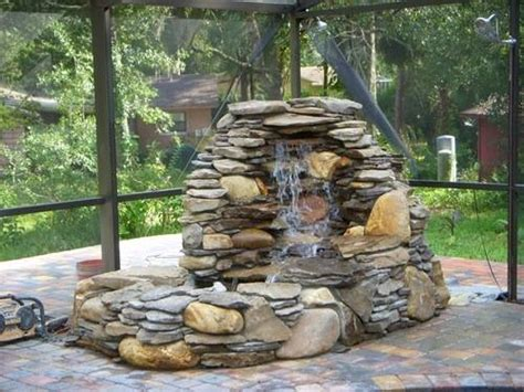 garden pond fountain idea the interior design