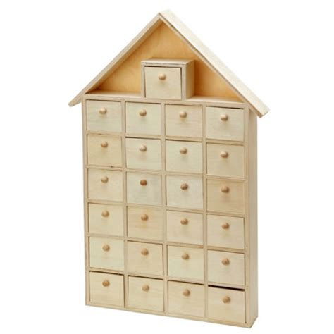 Advent Calendar Drawers Wooden by Wood Advent Calendar With Drawers Calendar Template 2016