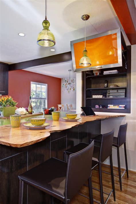 red eclectic kitchen photos hgtv 1920s spanish style kitchen gets colorful eclectic update