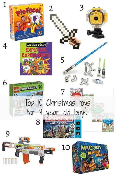 top 10 christmas toys for 8 year old boys mummy and monkeys