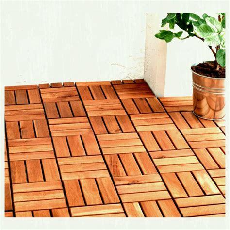ikea runnen wood floor decking patio luxury deck tiles